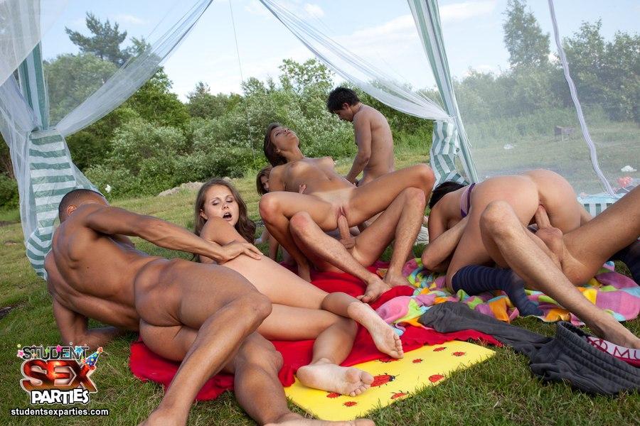 Gay Outdoor Party - Pornstar classic cumshot blooper